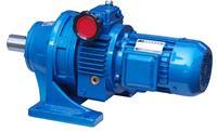 MB系列無級變速機(功率:0.18KW~7.5KW) 基本型配**擺線減速機MB-X