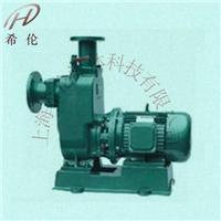 直聯式自吸排污泵