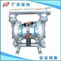 不銹鋼粉體氣動隔膜泵