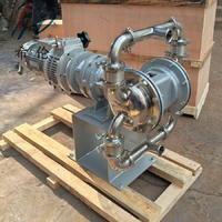 衛生級無極調速電動隔膜泵