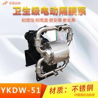 食品級電動隔膜泵