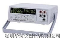 GOM-802高精度可編程直流微歐姆計直流電阻測試儀GOM-802 GOM-802