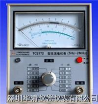 TC2172 TC2172A交流毫伏表 TC2172 TC2172A