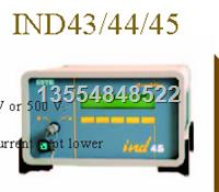 Pyrotechnical ohmmeter/megohmmeter: IND43/44/45 IND43/IND44/IND/45