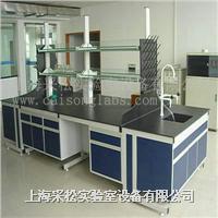 钢木实验台  实验操作台