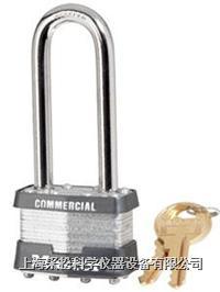 钢制千层挂锁 Master lock,1LJ系列,44mm宽锁体,63mm长锁钩