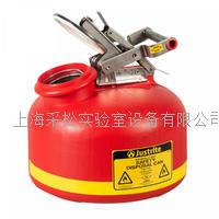 JUSTRITE耐化学腐蚀的聚乙烯安全罐 14762z,14765z,11406
