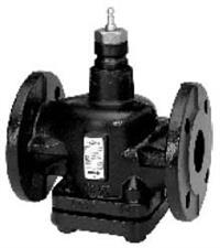 西門子法蘭連接二通調節閥VVF41 VVF41,VVF41.49、VVF41.50、VVF41.65