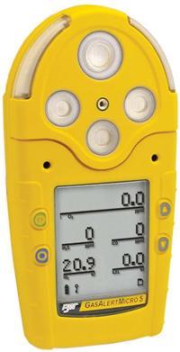 多种气体检测仪  GasAlertMicro5