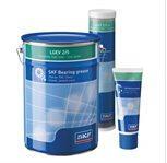 SKF带固体润滑剂的超高粘度轴承润滑脂 LGEV2