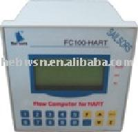 Integration flowmeter
