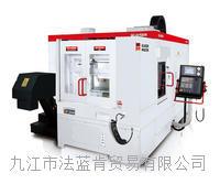 台湾百德立式交换工作台加工中心机
