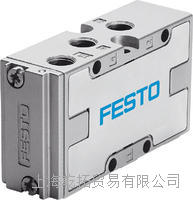 VSPA-B-M52-M-A1费斯托气控阀复位类型 MSSD-C-TY-24DC