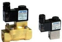 AIRTAC常閉電磁閥工作過程及原理,4V210-08 AC 36V