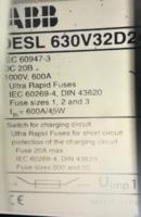原装ABB熔断式开关询价 OESL630V32D24V2