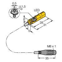 樣本總覽;TURCK主干線纜CABLE FBA-YE/SD 100M