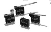 超级小型微动开关D2MQ系列,全新OMRON