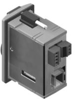 快速了解euchner钥匙适配器,材质方面 EKS-A-IEXA-G01-ST02/03/04