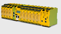 電氣數據PILZ/皮爾茲模塊化控製器訂貨號302064