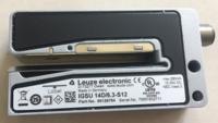 刚到实物IGSU 14D/6.3-S12,德国LEUZE劳易测槽形传感器