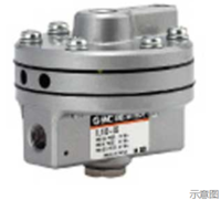 SMC增速继动器IL100-N02产品手册
