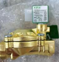 了解ASCO黄铜电磁阀的连接尺寸 SCE238C004 230/50