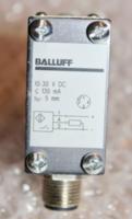 BALLUFF電感式標準傳感器作用范圍 BES M12MI-PSC20B-S04G