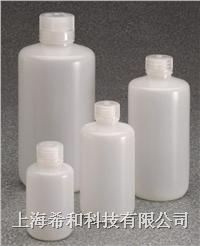 美國Nalgene 382003低微粒/低金屬含量瓶,低密度聚乙烯;聚丙烯螺紋蓋 382003