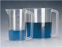美國Nalgene 1223帶柄帶刻度燒杯,聚甲基戊烯(Polymethylpentene, PMP) 1223