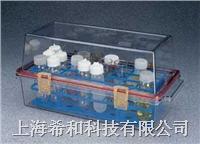 美國Nalgene 7135生物轉運搬運籃,聚碳酸酯;矽膠墊圈,聚碳酸酯夾具 7135
