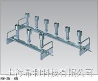 ADVANTEC 不鏽鋼真空多聯支架 KM-6N