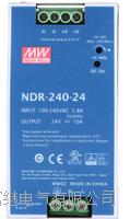 开关电源 NDR-240-24