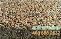 上海睿龍露骨料透水混凝土,海綿城市路面