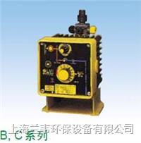 B系列電磁驅動隔膜計量泵 B系列