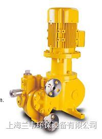 mRoy 系列馬達驅動液壓隔膜計量泵 mRoy 系列
