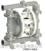氣動隔膜泵 AF160-不銹鋼316