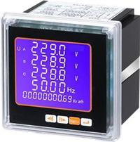 42方形多功能電力儀表(液晶)