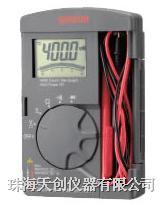 日本三和PM11數字萬用表 PM11