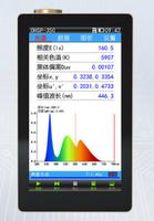 光譜照度分析儀 OHSP350