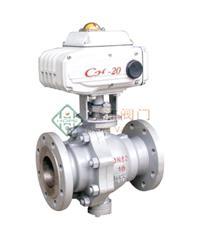 固定式電動球閥 Q947