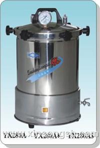 手提式不锈钢电热压力蒸汽灭菌器 YX280A