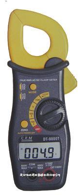 多功能鉗型表 DT-9803