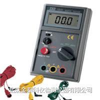 TES-1605數字接地電阻測試儀 TES-1605