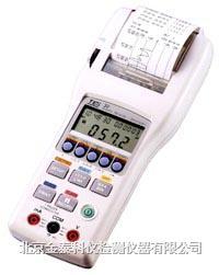 TES-30電壓列表圖形記錄儀 TES-30