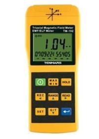 三軸低頻電磁波測試計TM-192與TM-192D原理北京波波无限次数破解版儀批發零售 TM-192與TM-192D