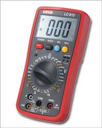 手持式數字萬用表LC812樂測總代理 LC812