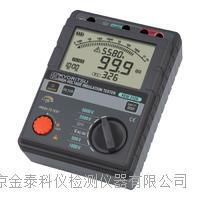 北京批發KEW3126絕緣電阻測試儀測試量程範圍從500V~5000V,可達1000GΩ KEW3126