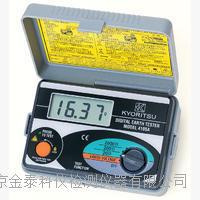 北京批发MODEL4105AH接地电阻测试仪采用强耐冲击的新素材外壳采用防尘防水设计 MODEL4105AH