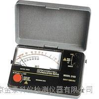 北京MODEL3165/3166絕緣電阻測試儀批發 MODEL3165/3166