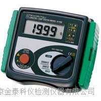 北京批发MODEL4118A回路电阻测试仪大型数字液晶显示 MODEL4118A